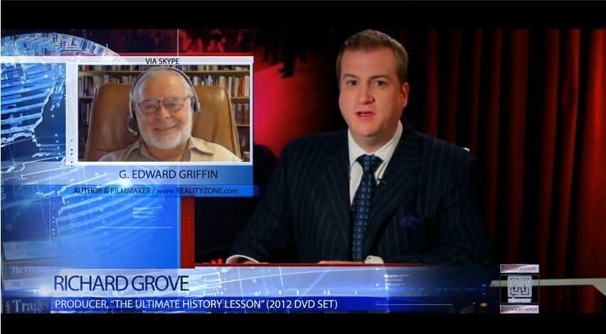 """History… Interview: Author G. Edward Griffin / """"The Individual vs. The Collective"""""""