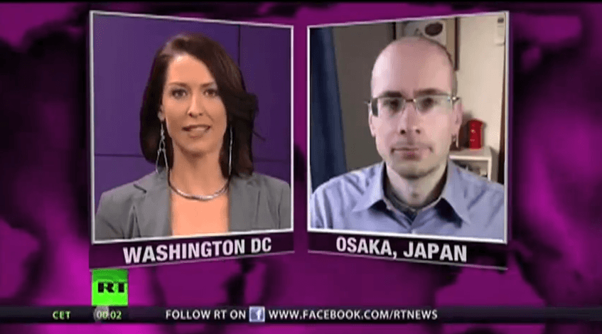 "An Introduction to Gladio B – James Corbett on ""Breaking The Set"" with Abby Martin"