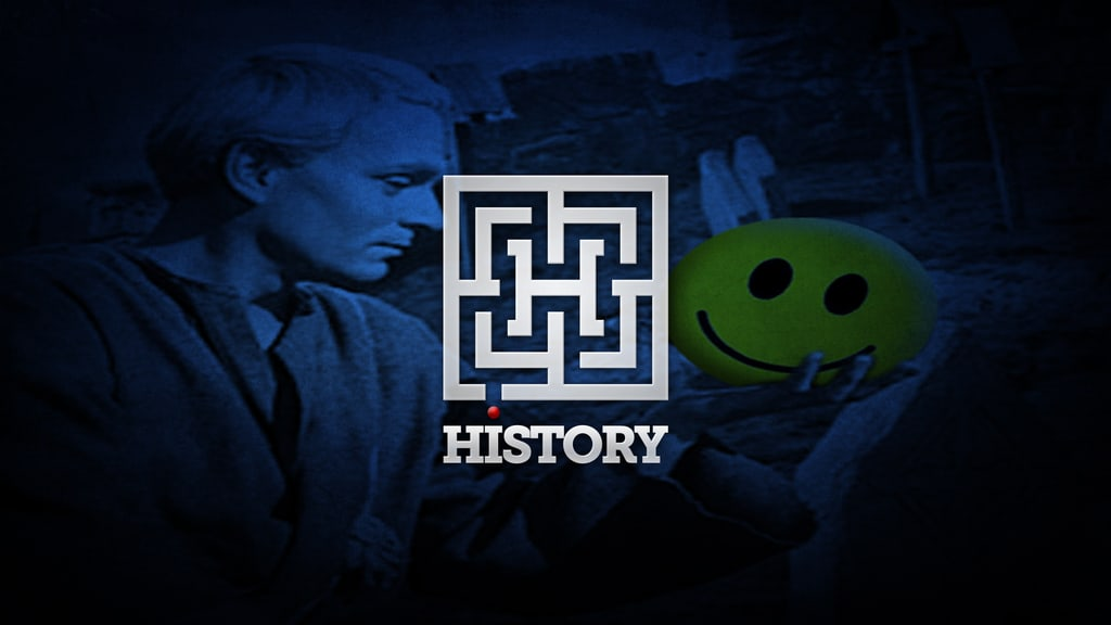 History… Interview & a Movie: Experience JoyCamp and Escape the Orwellian Brave New World (via Comedy)