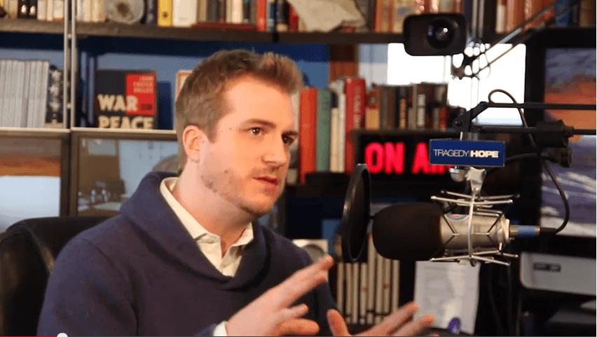 Richard Grove on the Meria Heller Show: Motives Behind the NSA CyberSociety