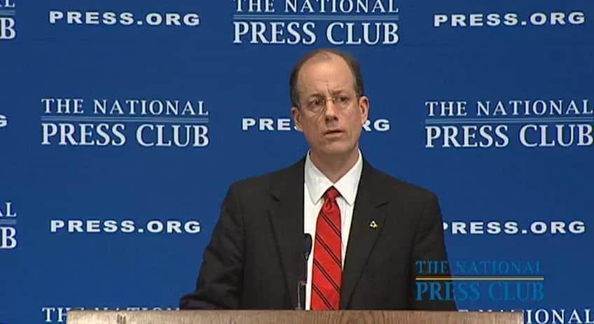 National Press Club: NSA Whistleblower Thomas Drake vs. United States / Drake 1, U.S. 0