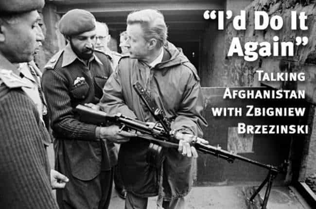 Researching the Infamous Quotations Attributed to Zbigniew Brzezinski