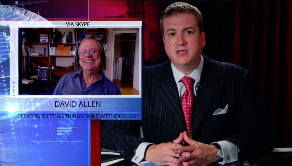 """History… Solutions: """"Getting Things Done"""" with David Allen (GTD)"""