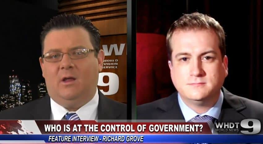 The Growing Security State: Puppet Masters vs. Whistleblowers w/ Richard Grove