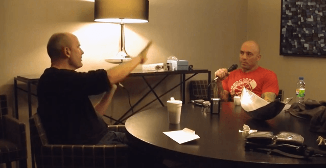 The Joe Rogan Experience with Stefan Molyneux