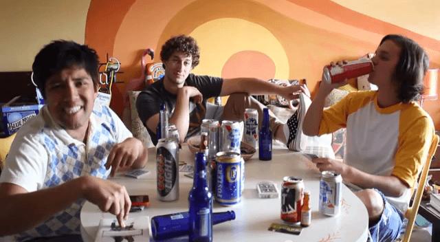 Comedy: Beer vs. Logic in America