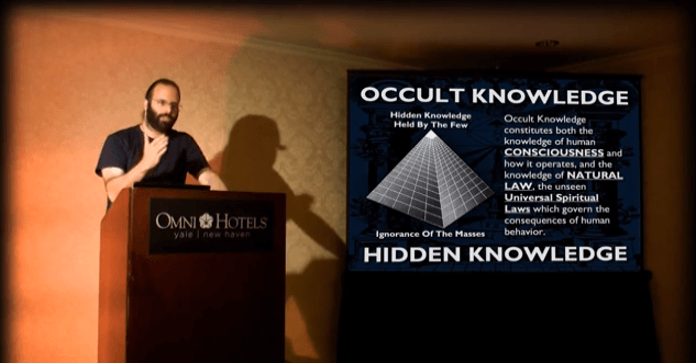 Natural Law the REAL Law of Attraction /  Mark Passio's Natural Law Seminar
