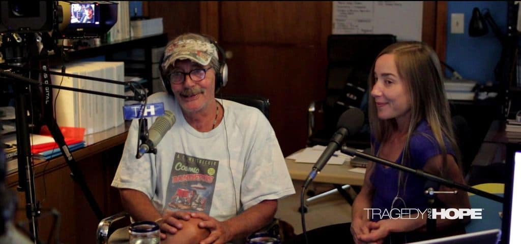 Author & Adventurer Allan C. Weisbecker visits Tragedy and Hope