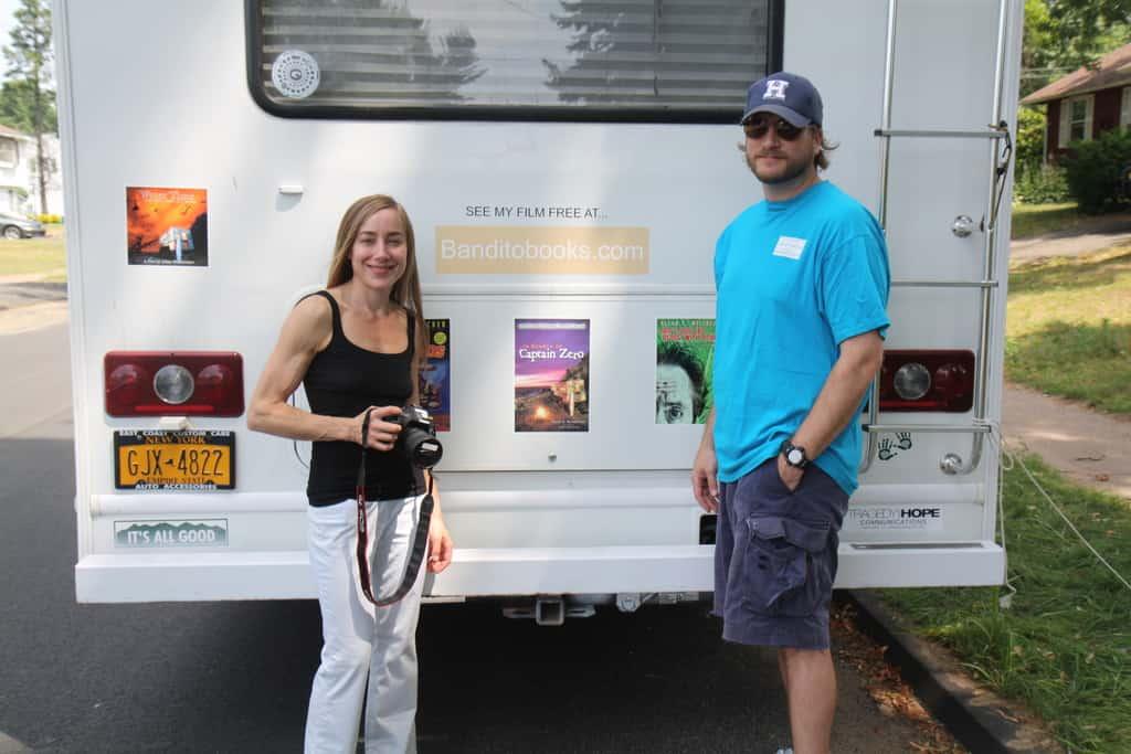 Author & Adventurer Allan C. Weisbecker launches North American Tour at Tragedy & Hope
