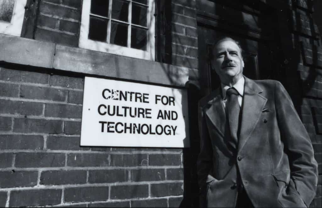 Electric Media and All at Once-ness: Marshall McLuhan on 'Our World' broadcast (1967)