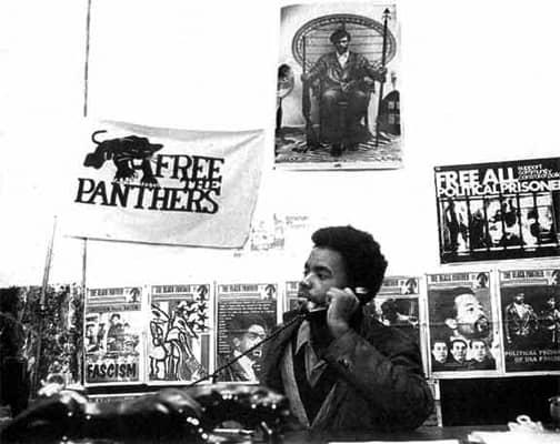 UNCHAIN MUMIA / Free Mumia Abu-Jamal NOW