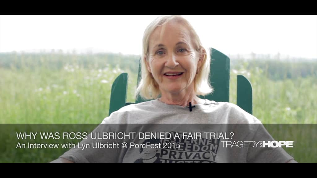 Why Was Ross Denied a Fair Trial? / An Interview with Lyn Ulbricht