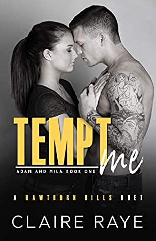 REVIEW ➞ Tempt Me by Claire Raye