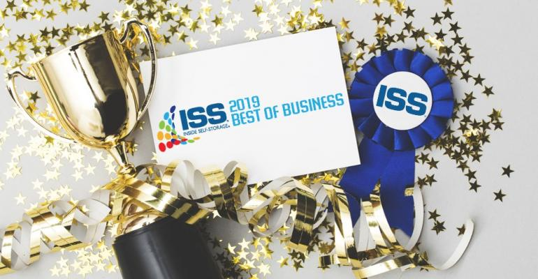 Inside Self Storage Best of Business 2019