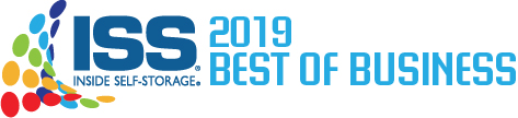 Inside Self Storage 2019 Best of Business Logo