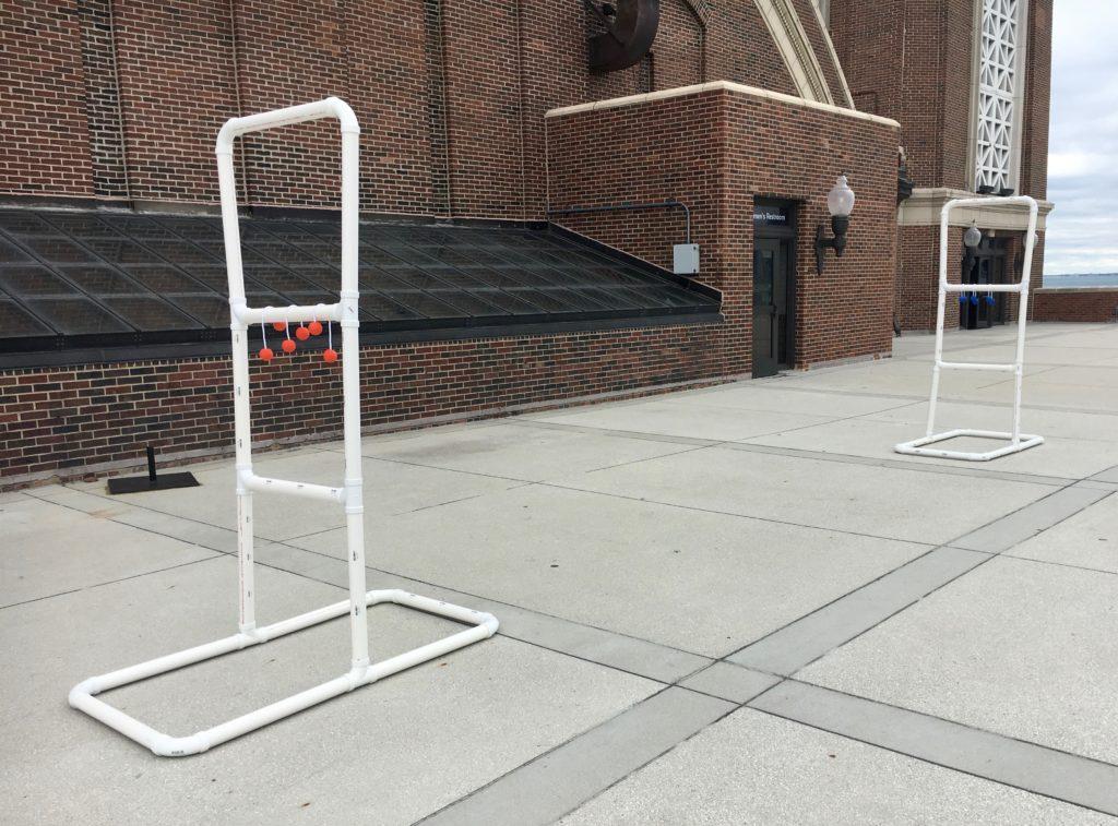 Giant Ladder Ball
