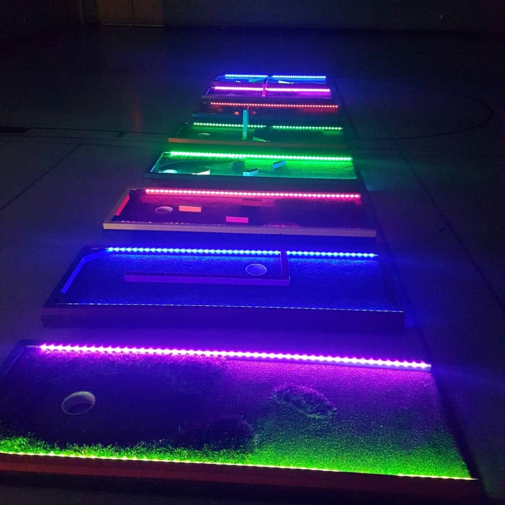 LED Mini Golf-1