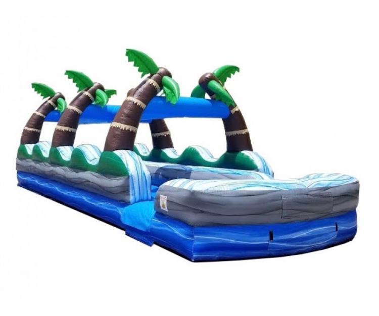 35' Tropical Marble Slip N Slide