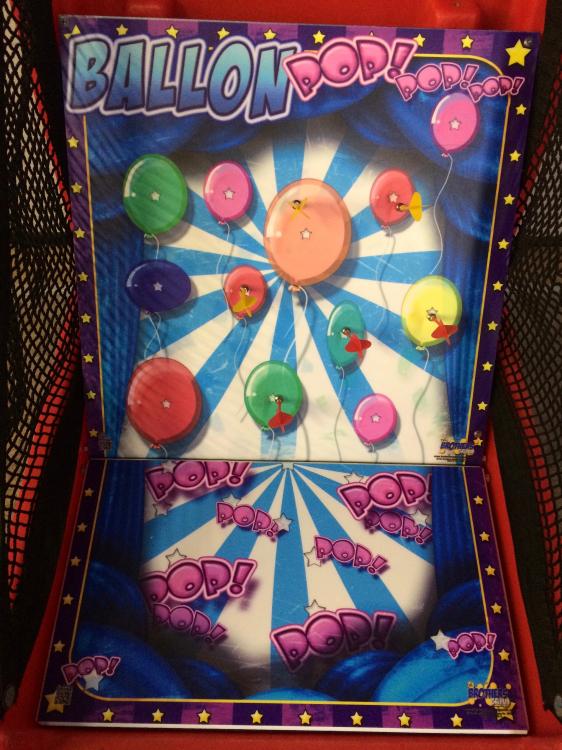 Balloon Pop Case Game