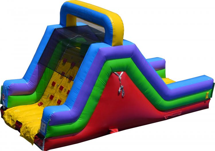 14ft Classic Rockwall Slide