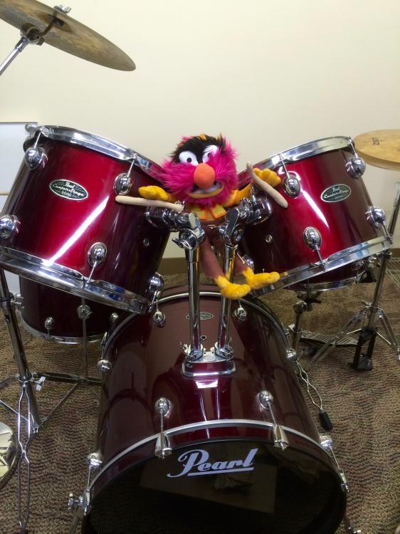 Drum Set (5 Piece)