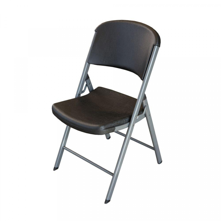 Black Folding Chairs