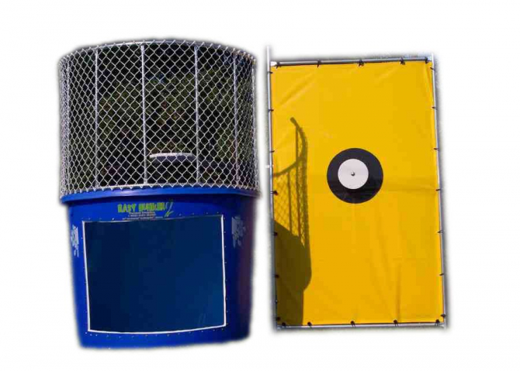Dunk Tank with Window