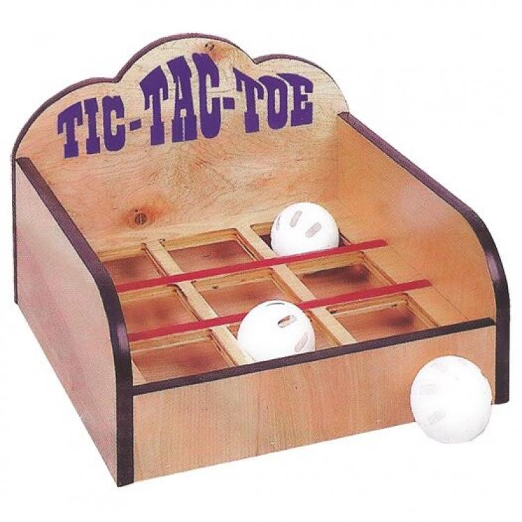 Old School Tic Tac Toe