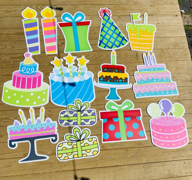 Flair Theme-Traditional Birthday
