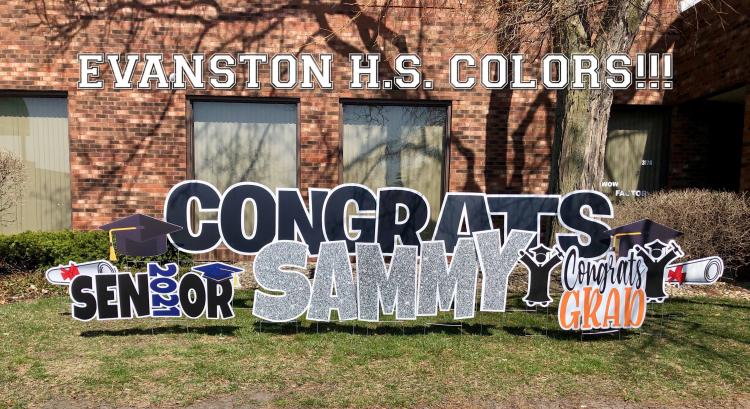 Graduation-Evanston HS