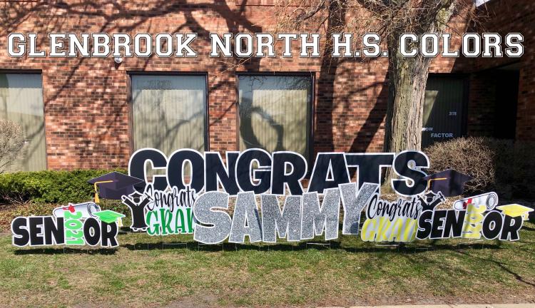 Graduation-Glenbrook North HS