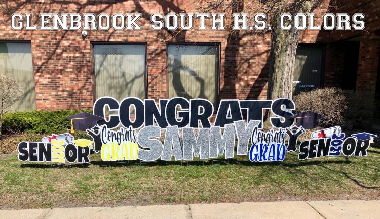Graduation-Glenbrook South HS