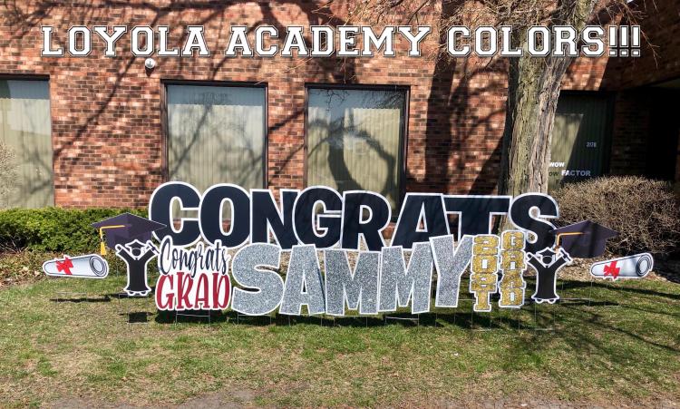 Graduation-Loyola Academy