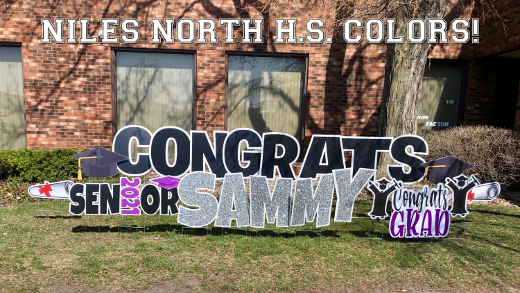 Graduation-Niles North HS