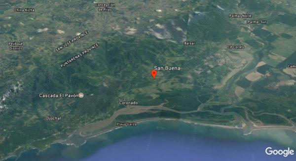 google earth las villas de san buenas