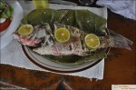 Grilled Whole Fish Villa Leonor