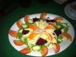 Salad el tenedor costa rica tomatoes