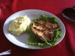 El Tenedor san isidro grilled chicken