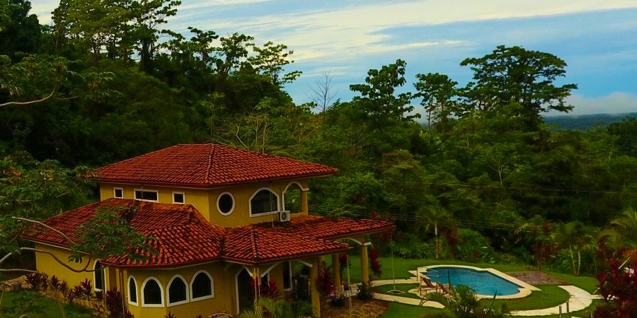 casa lapas costa rica villa for rent