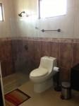 costa rica villa bathroom