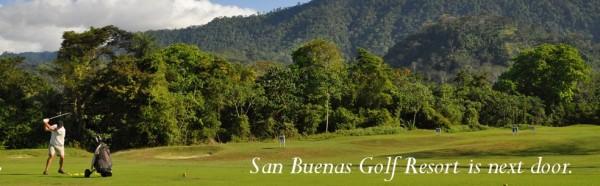 San Buenas Golf Resort driving range