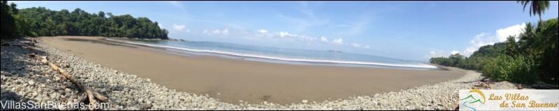 Playa Pinuela panoramic