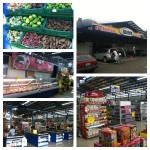 Grocery store BM costa rica