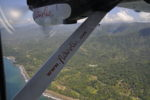 nature air costa rica airplane osa