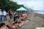 surfing tournament spectators dominical