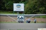 Plane Golfito costa rica airport