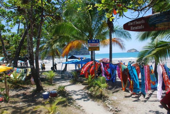 Quepos beach