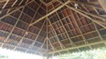 inside view of casa lapas rancho roof
