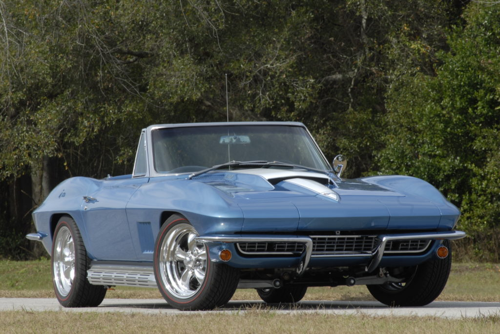 Corvette Restomods J M Enterprizes Inc