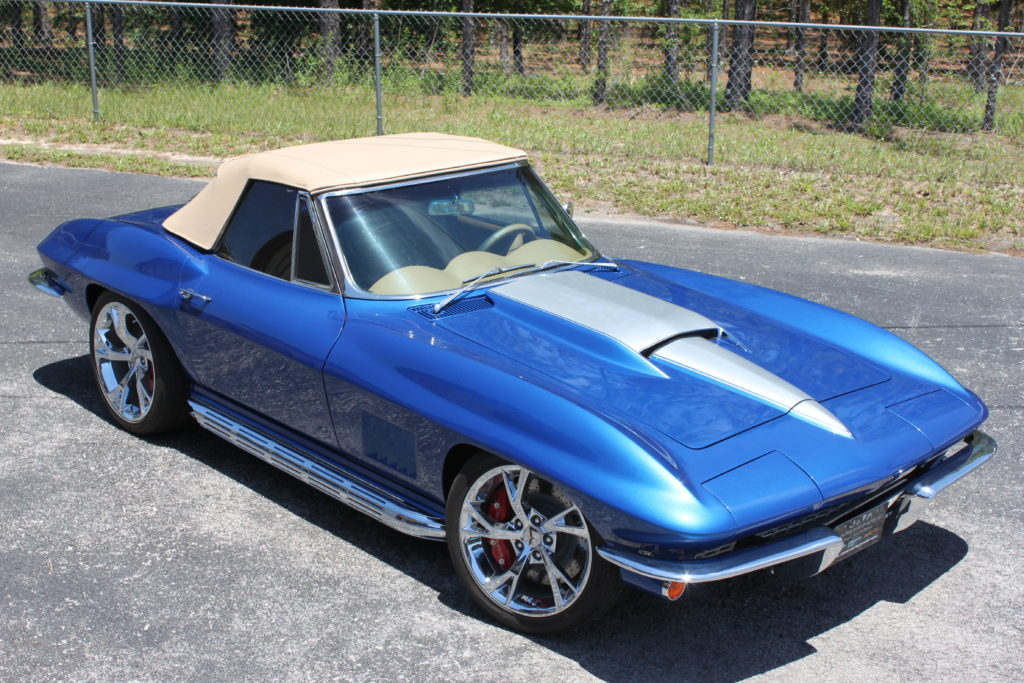 Corvette Restomods – J & M Enterprizes, Inc